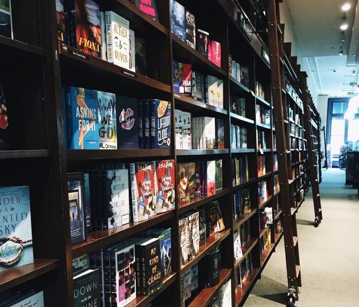 Enlouquecendo em Nova York: As livrarias mais incríveis quevisitamos