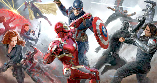 Cinema: Capitão América – GuerraCivil
