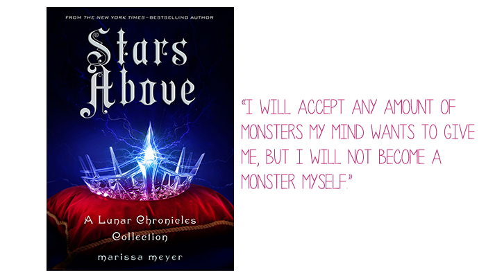 Resenha: Stars Above, Marissa Meyer