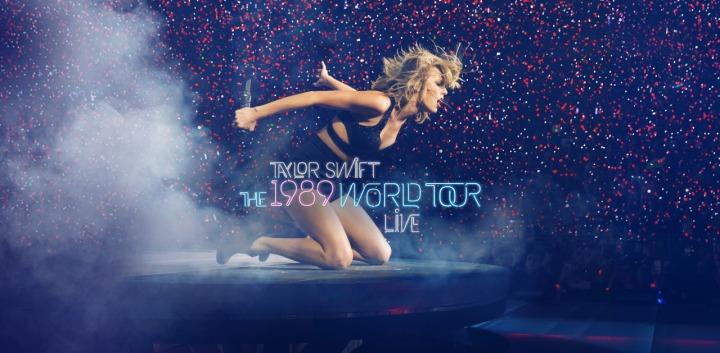 Taylor Swift, 1989 World TourLIVE