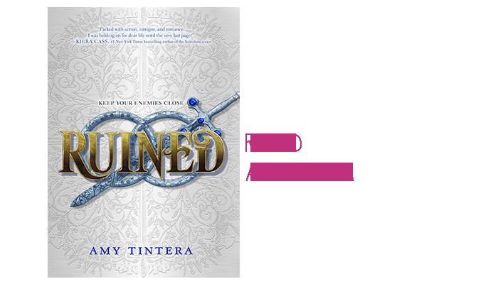 Resenha: Ruined, AmyTintera