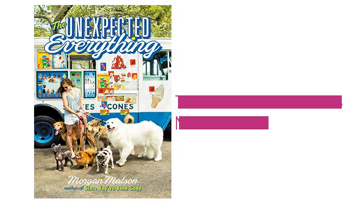 Resenha: The Unexpected Everything, MorganMatson