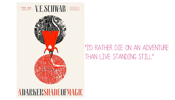 Resenha: A Darker Shade of Magic (Shades of London #1), V.E. Schwab
