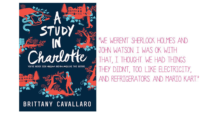 Resenha: A Study in Charlotte (Charlotte Holmes #1), Brittany Cavallaro