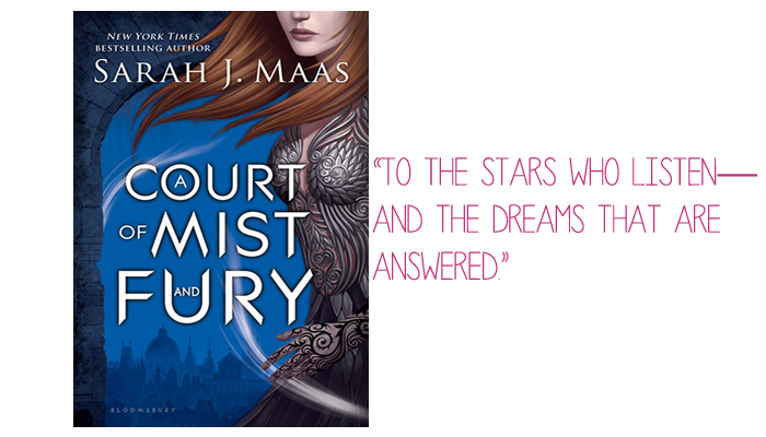 Resenha: A Court of Mist and Fury (A Court of Thorn and Roses #2), Sarah J.Maas