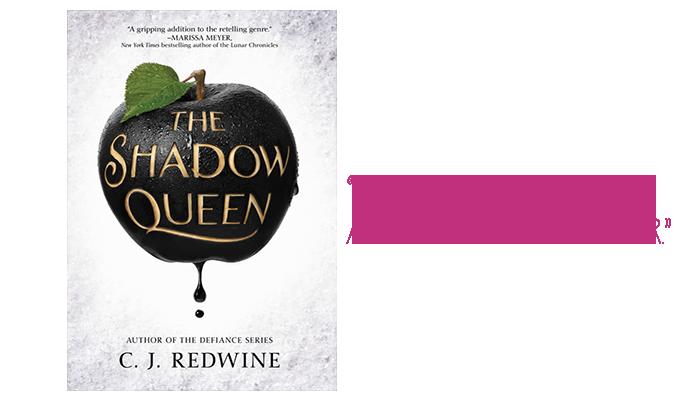 Resenha: The Shadow Queen, C.J.Redwine