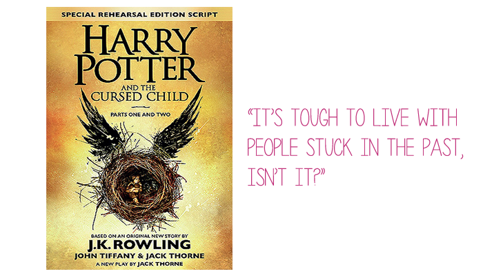 Resenha: Harry Potter and The Cursed Child; John Tiffany, Jack Thorne, J.K. Rowling