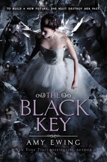 04 de outubro / Último livro da trilogia The Jewel