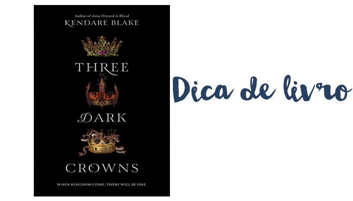 Three dark sisters all fair to be seen, two to devour and one to beQueen
