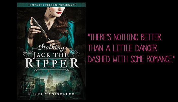 Resenha: Stalking Jack The Ripper, KerriManiscalco
