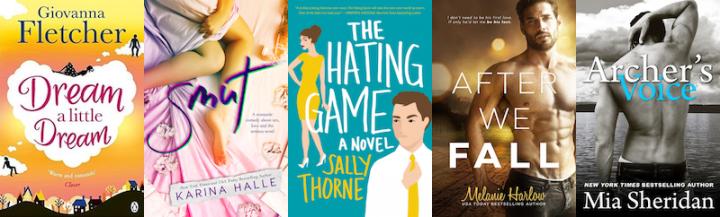 Os livros favoritos da Renata em2016