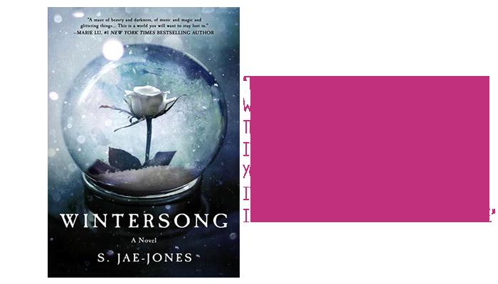 Resenha: Wintersong, S.Jae-Jones