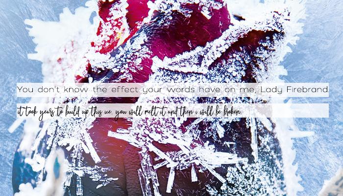 Resenha: Frost Blood, EllyBlake