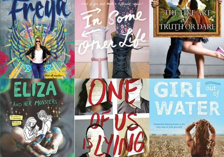 Os livros que quero deaniversário