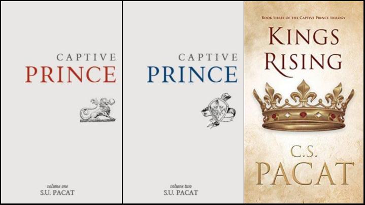 Quero muito: trilogia The Captive Prince, C. S.Pacat