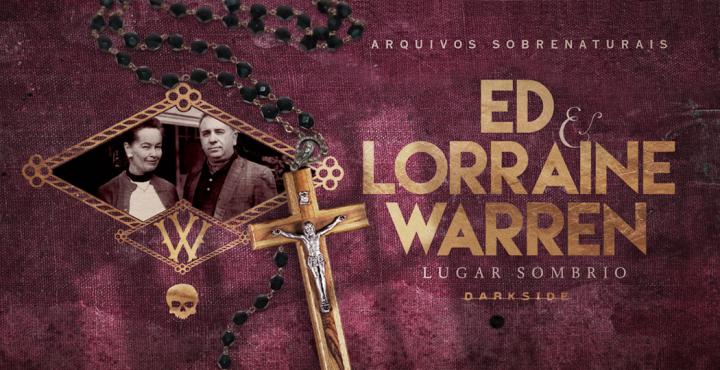 Quero muito: Ed & Lorraine Warren: LugarSombrio