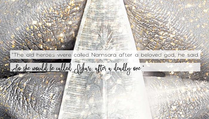 Resenha: The Last Namsara (Iskari #1), KristenCiccarelli