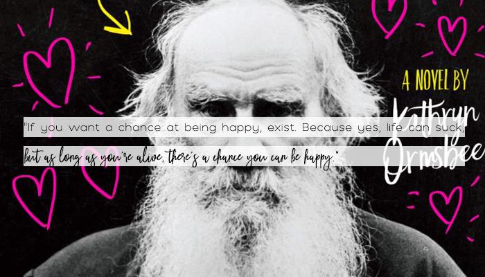 Resenha: Tash Hearts Tolstoy, KathrynOrmsbee
