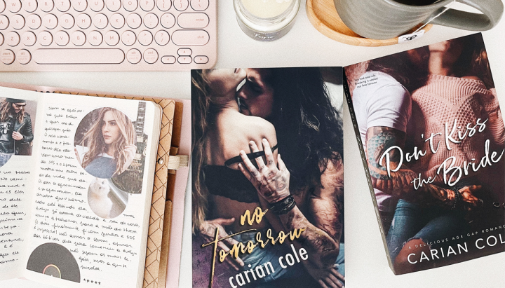 Fangirling: Carian Cole